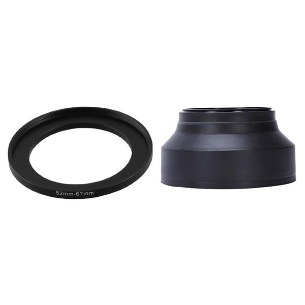 rubberlenshood, Jewelry, camerareplacementadapter, Adapter