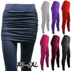 warmpant, Mini, skirt legging, slim