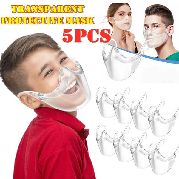 transparentmask, Cycling, shield, faceshield
