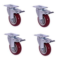Wheels, caster, swivel, casterssetof4heavyduty