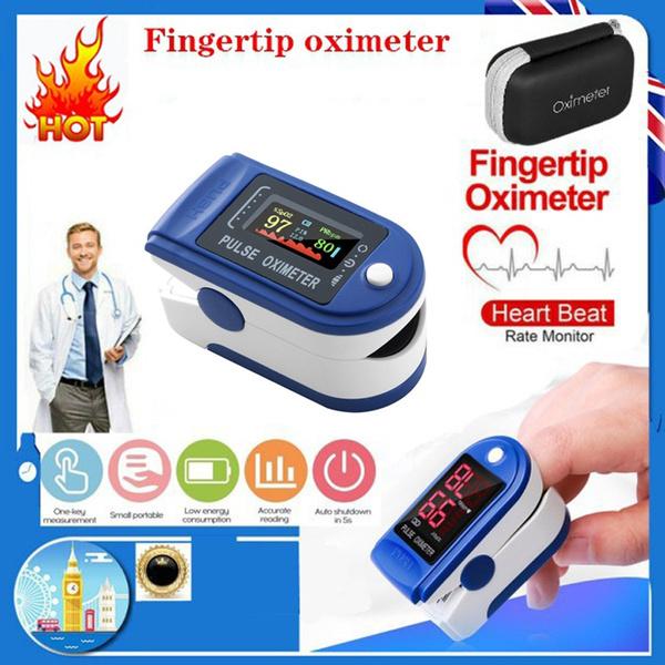 Box, fingertippulse, fingerpulseoximeter, pluseoximeter