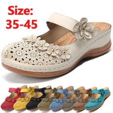 non-slip, Summer, Sandals, Breathable