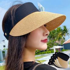 Summer, Outdoor, fashionsunhat, Fashion