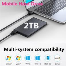 Apple, 2tb, Metal, harddisk