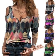 Fashion, Shirt, Long sleeved, Tops