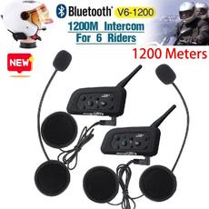 Headset, Waterproof, intercom, bluetooth headphones