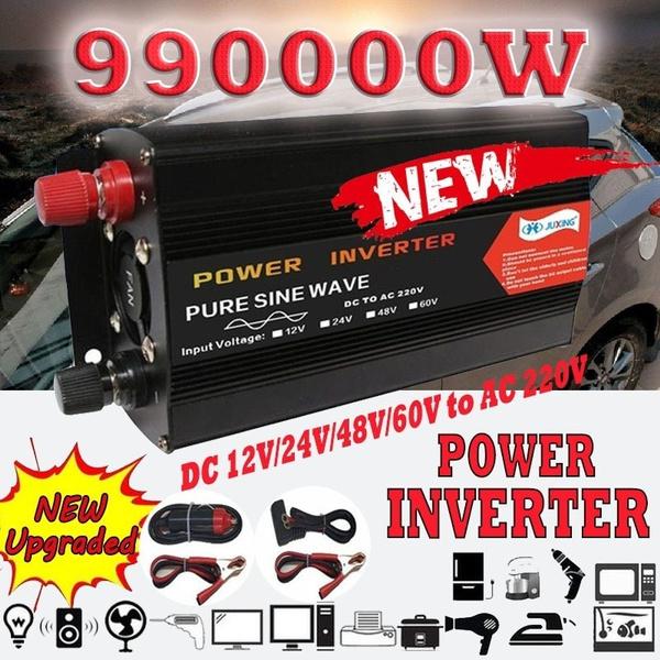 powerinverterforcar, 12vto220vpowerinverter, led, vehicleinverterconverter