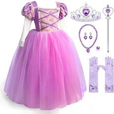 tangleddre, frozendresscostume, Cosplay, Princess