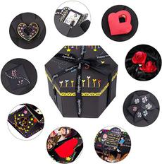 Box, Valentines Gifts, explosiongiftbox, Love