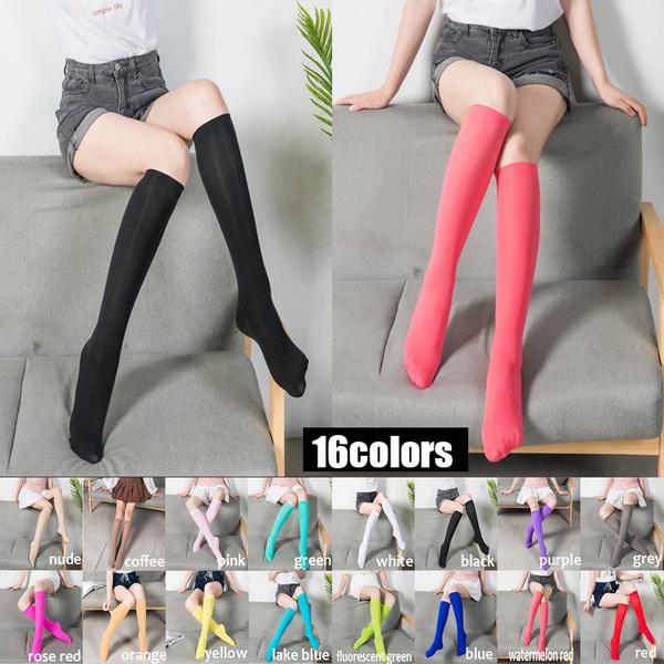 Fashion, thigh, Socks, long
