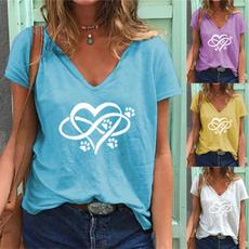 Heart, Fashion, Summer, summer t-shirts