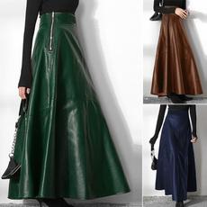 plussizeskirt, Plus Size, ladiesskirt, leather