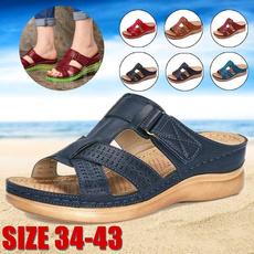 wedge, Sandals, Women Sandals, Home & Living