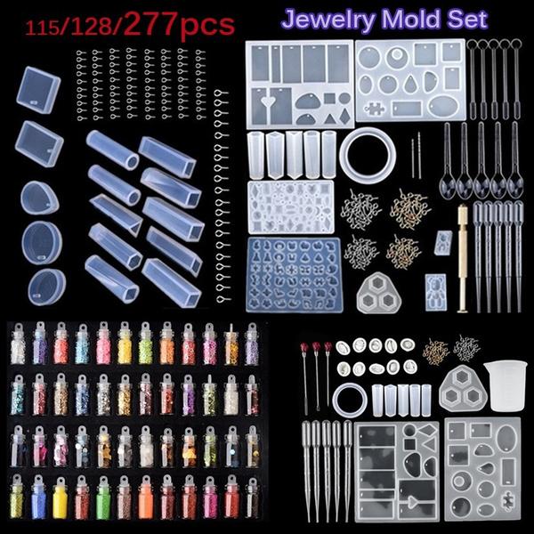 castingmoldskit, diyjewelry, resincastingmoldskit, Jewelry