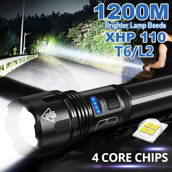 Flashlight, Bicycle, torchlamp, Sports & Outdoors