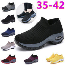 wovenshoe, Sneakers, Plus Size, Casual Sneakers