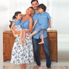 blouse, Flowers, Tank, motherdaughterdre