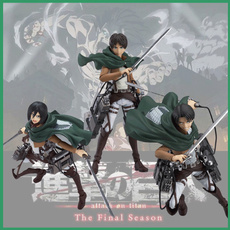 Collectibles, figure, Collectible Figurines, Attack on titan