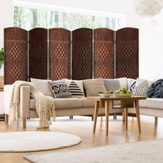 brown, roomdivider, privacy, partition