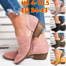 Summer, Plus Size, Single shoes, Women's Fashion