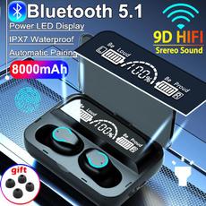 Headset, Earphone, Waterproof, twsheadphone