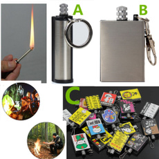 Box, firestone, Outdoor, campinglighter