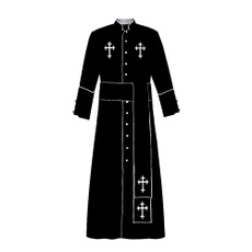 Stand Collar, priestrobe, Fashion Accessory, Fashion