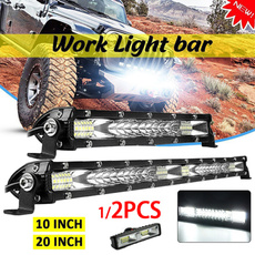 truckaccessorie, Outdoor, slimlightbar, floodlightoutdoor