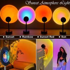 atmospherelamp, Decor, led, sunsetlight
