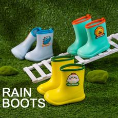cute, rainboot, Waterproof, 112year