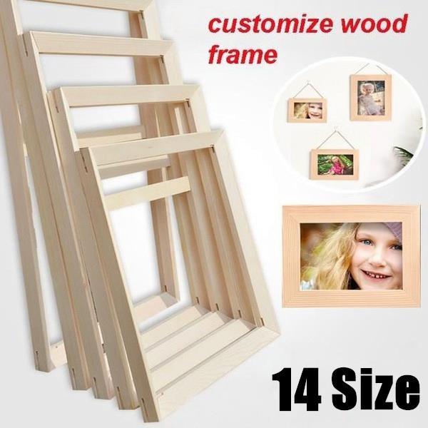 Photo Frame, woodenframe, art, Home Decor