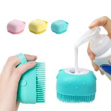 scrubber, Shampoo, Dogs, Bath