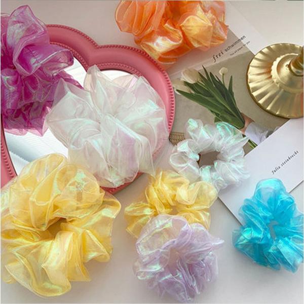girlheadwear, scrunchie, velvet, Jewelry
