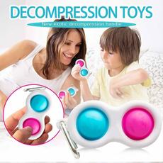 Toy, Key Chain, stresstoy, fidgettoyset