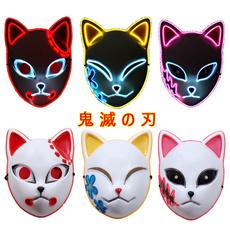 glowingmask, Cosplay, Demon, makomo