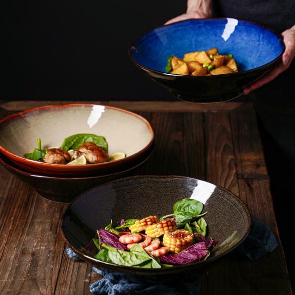 Kitchen & Dining, Ceramic, japanesebowlset, instantnoodlebowl