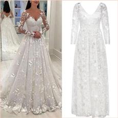 gowns, Lace, laceweddingdres, whiteweddingdres