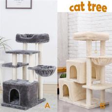 cathouse, Medium, catclimbingframe, catfurniture
