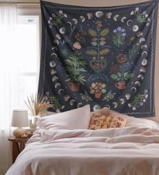 Decor, foresttapestry, art, homeampkitchen