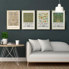 livingroomwallpainting, art print, Decor, posters & prints