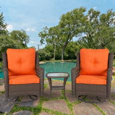 swivelchair, outdoorfurniture, Outdoor, rockingchair
