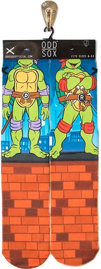TMNT Sandwich Saver Portable Lunch Container Kids Teenage Mutant Ninja Turtles