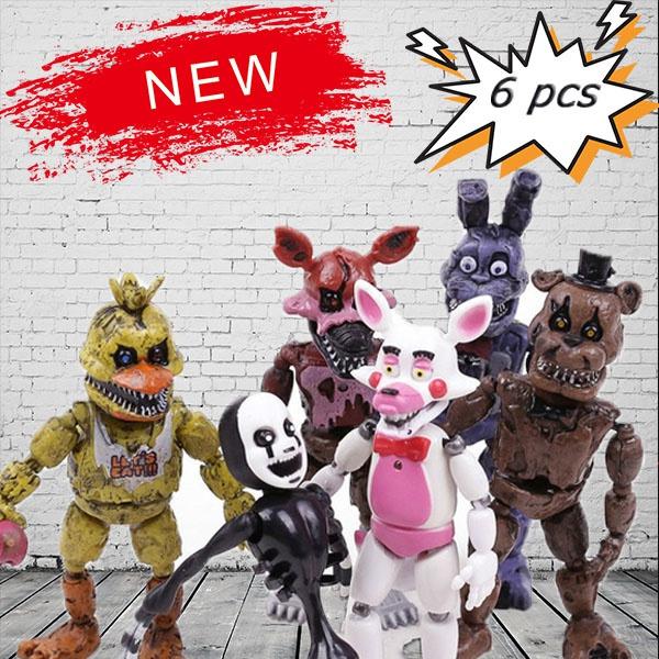 Toy, Horror, bonnie, Bears