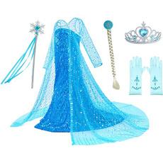 elsaannacosplay, frozendresse, Princess, frozendressgirl