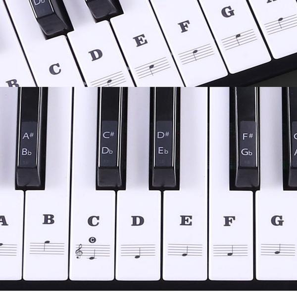pianosticker, Stickers, pianostickerforkidsbeginner, pianostickersforkid