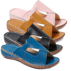 Summer, Flip Flops, Sandals, leathershoesêfashionshoe