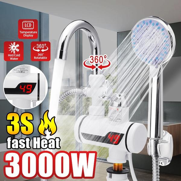 bathroomfaucet, Shower, Faucets, heatingfaucet