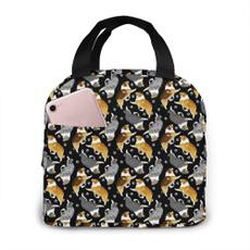 Box, waterproofportableinsulatedlunchbag, Fashion, reusableinsulatedlunchbag