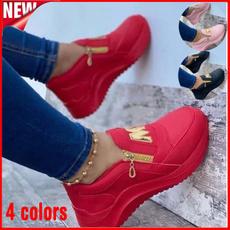 Sneakers, Fashion, Platform Shoes, vansshoe