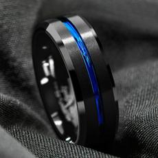Blues, 8MM, wedding ring, Wedding